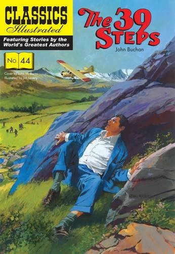 9781906814717: The 39 Steps (Classics Illustrated)