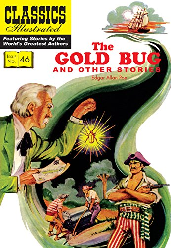 9781906814731: The Gold Bug and Other Stories: (includes The Gold Bug, The Tell-Tale Heart, The Cask of Amontillado) (Classics Illustrated)