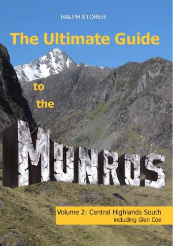 9781906817206: The Ultimate Guide to the Munros: Central Highlands South