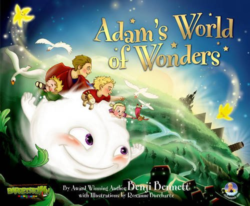 9781906818050: Adam's World of Wonders: Adams Adventures (Adams Amazing Adventure Series)