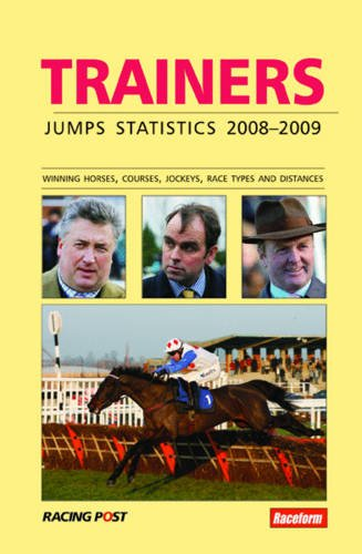 9781906820060: Trainers Jumps Statistics 2008-2009