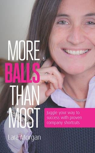 9781906821739: More balls than most: Juggle your way to success with proven company shortcuts