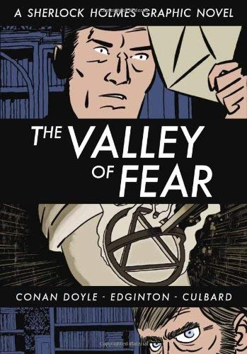 9781906838058: Crime Classics: The Valley of Fear: A Sherlock Holmes Graphic Novel