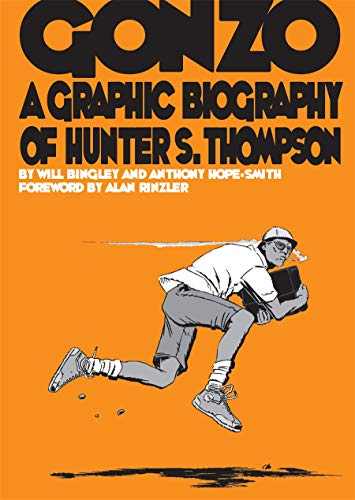 9781906838119: Gonzo: A Graphic Biography of Hunter S. Thompson