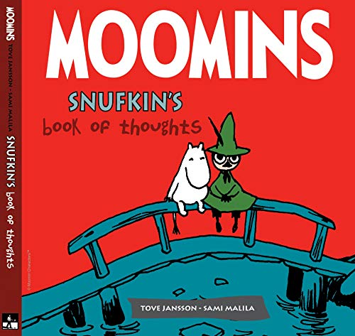 9781906838218: Moomins: Snufkin's Book of Thoughts