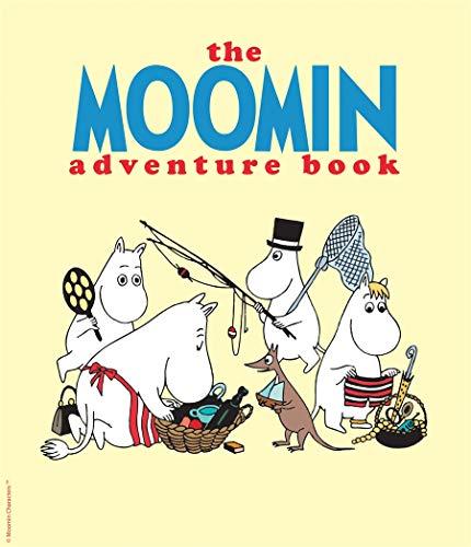 Moomin Adventure Book: Law, Cally