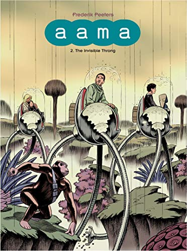 9781906838836: Aama Volume II: The Invisible Throng