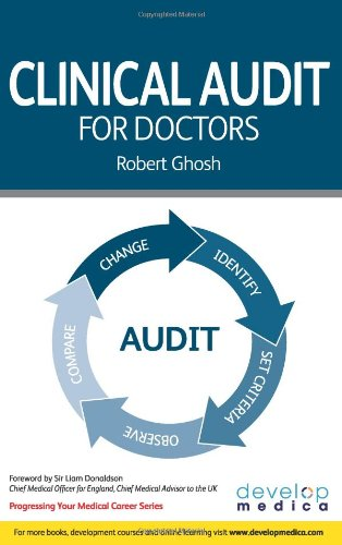 9781906839017: Clinical Audit for Doctors (Progressing Your Medical Career)