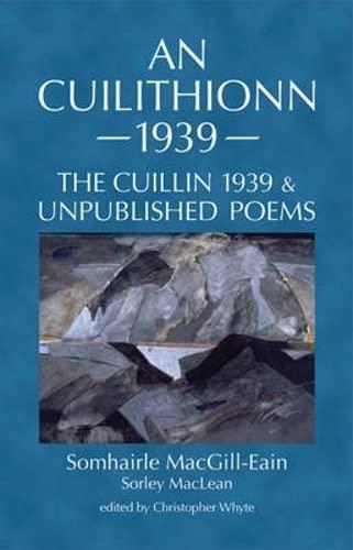 An Cuilithionn 1939: The Cuillin 1939 and