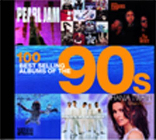 100 Best Selling Albums Of The 90s: Dodd Peter, Justin