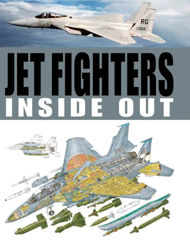 9781906842154: Jet Fighters (Inside Out)