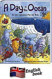 9781906842253: Day in the Ocean: An Eye Catching Pop Up Book (Day Out Mini Pop Ups)