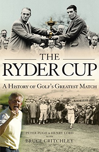 9781906850166: The Ryder Cup: A History