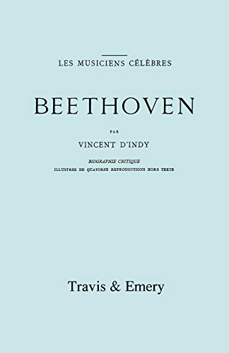 Beethoven. Biographie Critique (Facsimile)