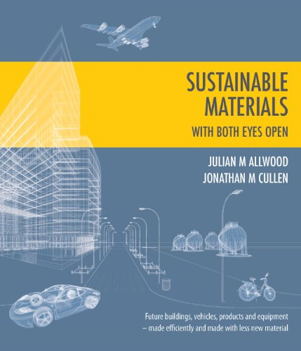 9781906860059: Sustainable Materials - With Both Eyes Open (Without the Hot Air)