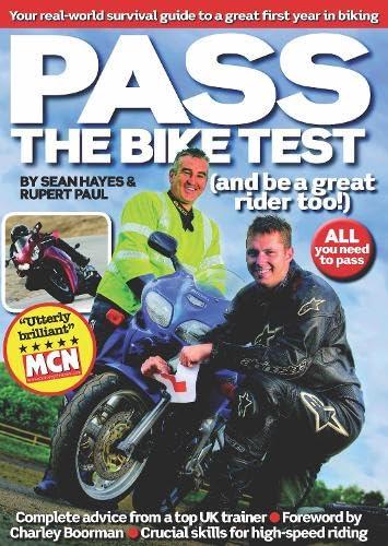 Pass the Bike Test: Hayes, Sean; Paul, Rupert