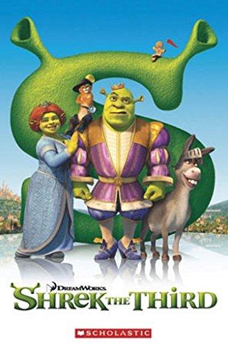 9781906861285: Shrek the Third + Audio CD (Popcorn Readers)