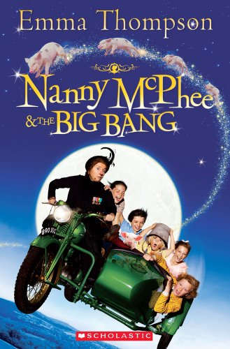 9781906861520: Nanny McPhee and the Big Bang + Audio CD (Popcorn Readers)