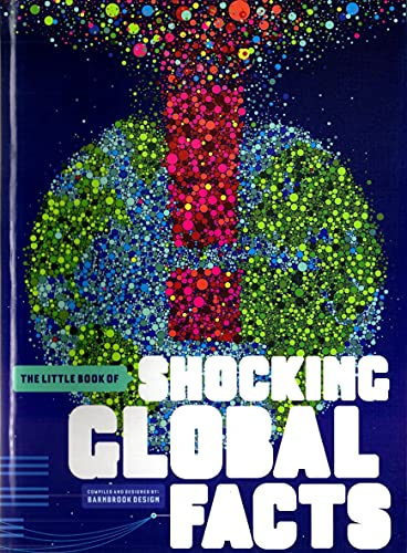 9781906863067: The Little Book of Shocking Global Facts (Little Book Of... (Fiell Publishing))