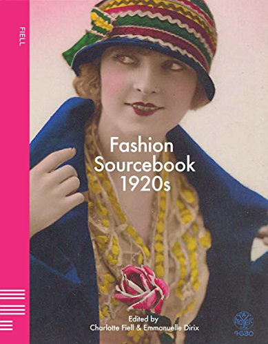 9781906863487: Fashion Sourcebook - 1920s