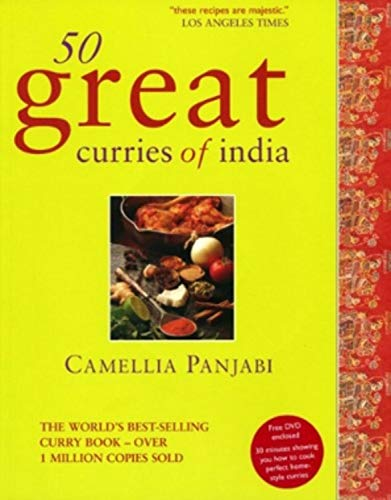 9781906868116: 50 Great Curries of India