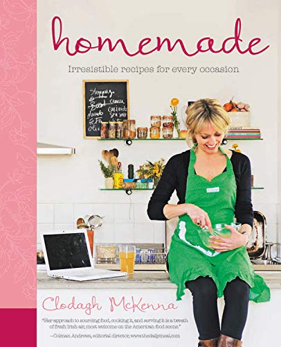 9781906868468: Homemade: Irresistible Homemade Recipes for Every Occasion
