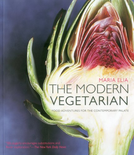 9781906868802: The Modern Vegetarian: Food Adventures for the Contemporary Palate
