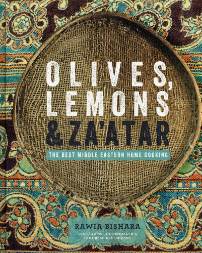 9781906868840: Olives, Lemons & Za'atar: The Best Middle Eastern Home Cooking
