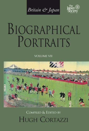 9781906876265: Britain and Japan: Biographical Portraits, Vol. VII