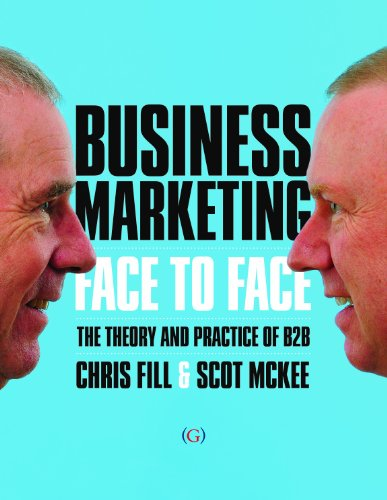 9781906884550: Business Marketing Face to Face