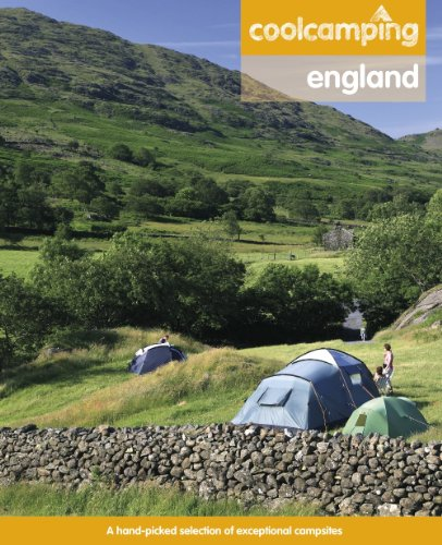 9781906889326: Cool Camping: England