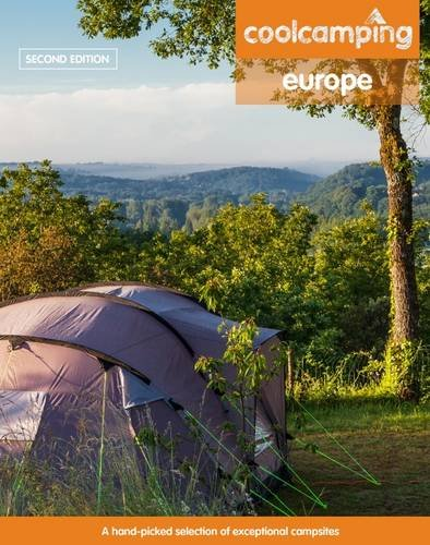9781906889647: Cool Camping Europe: A Hand-Picked Selection of Campsites and Camping Experiences in Europe