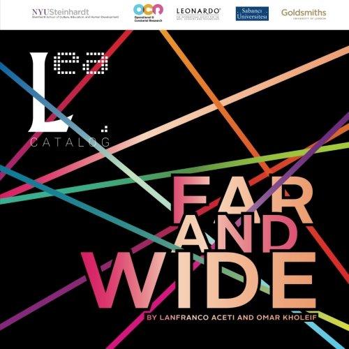 Far and Wide: Leonardo Electronic Almanac Vol 19, No. 5 (Volume 19): Dr. Lanfranco Aceti