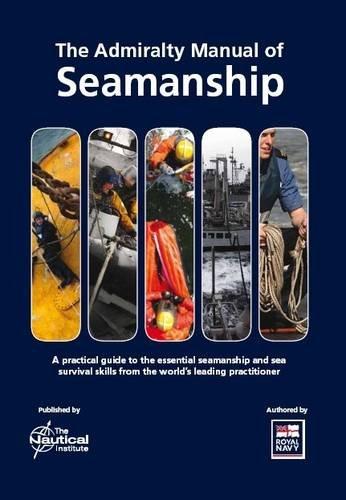 9781906915018: Admiralty Manual of Seamanship