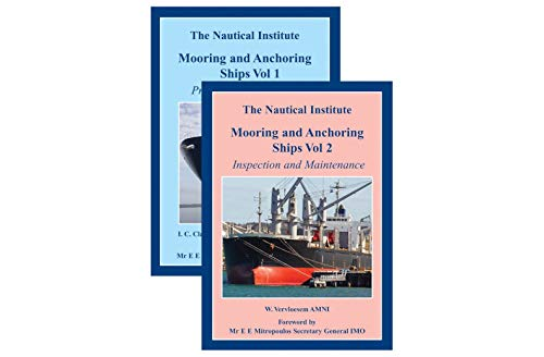 9781906915032: Mooring and Anchoring Ships: v. 1, 2