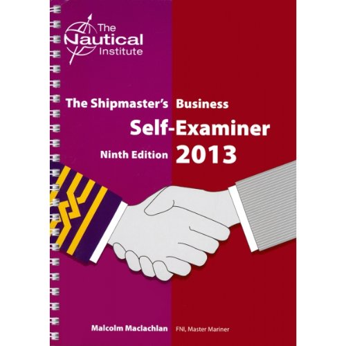 9781906915445: The Shipmaster's Business Self-Examiner