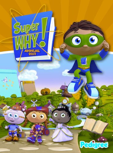 9781906918866: Super Why Annual 2011