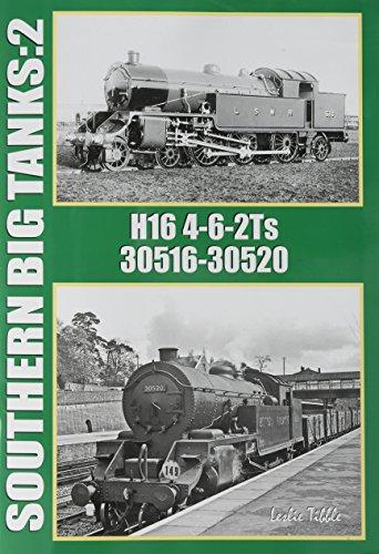 9781906919955: Southern Big Tanks: Volume 2: H16 4-6-2Ts : 30516-30520 (Two)