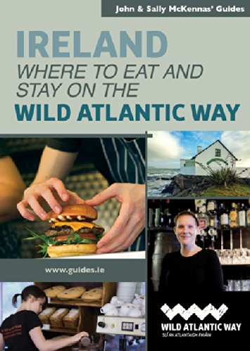 9781906927202: Where to Eat and Stay on the Wild Atlantic Way (McKennas' Guides)