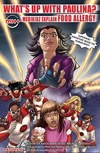 9781906935061: What's Up with Paulina? Medikidz Explain Food Allergy