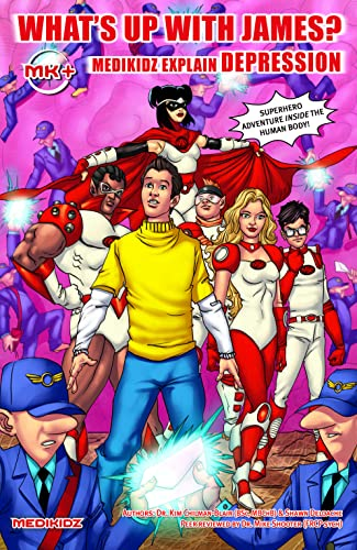 9781906935108: Medikidz Explain Depression: What's Up with James?