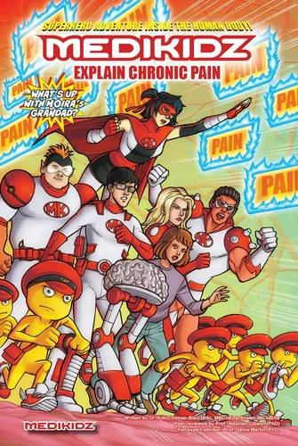 Medikidz Explain Chronic Pain: What's Up with: Shawn DeLoache