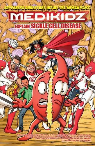 9781906935962: Medikidz Explain Sickel Cell Disease: What's Up with Casey?
