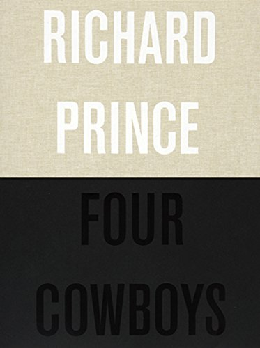 Richard Prince: Four Cowboys (1906957029) by [???]