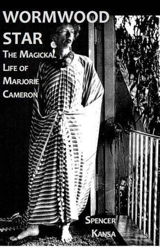 WORMWOOD STAR - The Magickal Life of Marjorie Cameron (tpb. 1st.)