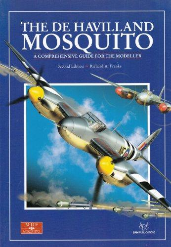 9781906959333: The De Haviland Mosquito: Modellers Datafile 20