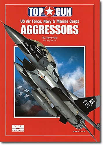 9781906959364: Aggressors Us Air Force Navy & Marine