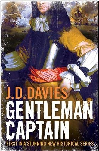 Gentleman Captain (Matthew Quinton Journals 1): Davies, J D