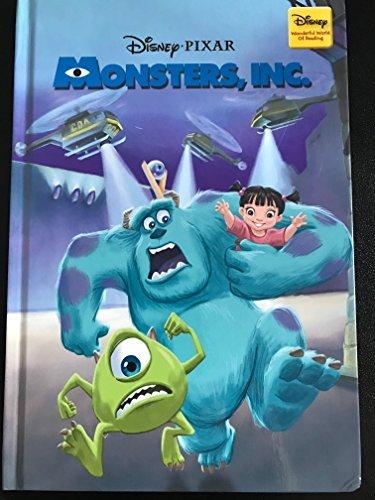9781906965204: Monster's Inc. (Disney Wonderful World of Reading)
