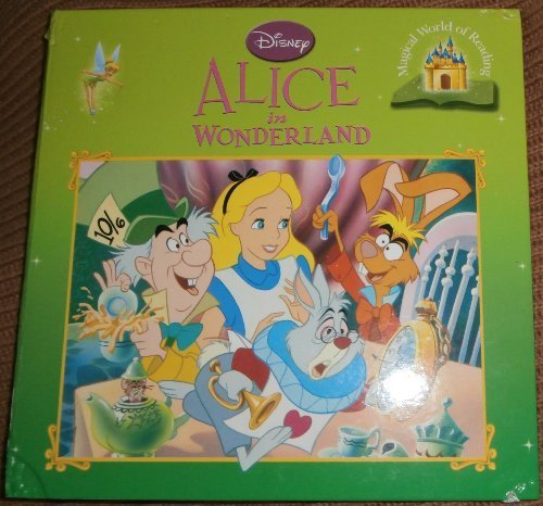 9781906965228: Alice in Wonderland (Disney Wonderful World of Reading)